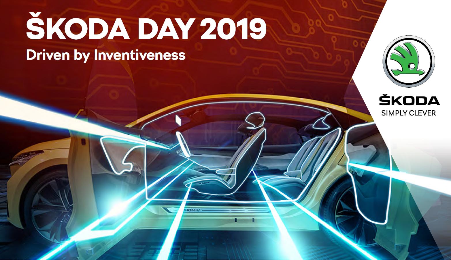 Navštivte Škoda Day 2019