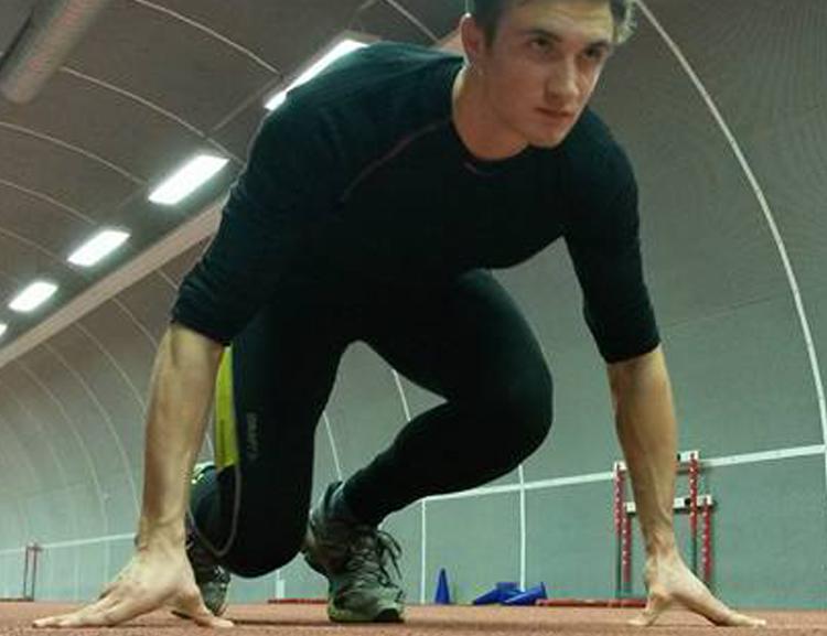 FPH Success: Student FPH David Černý úspěšný v běžeckých závodech