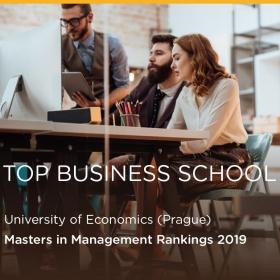 Úspěch Fakulty podnikohospodářské a programu CEMS v QS Global Master in Management Ranking 2019
