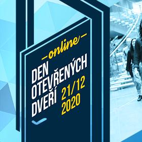 Den otevřených dveří VŠE se letos uskuteční online /21. 12. 2020/