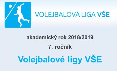 7. ročník Volejbalové ligy VŠE