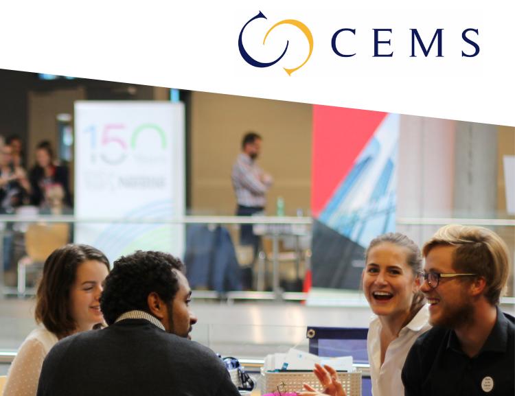 CEMS Club Prague zve na akci s partnerskou firmou Proctre&Gamble