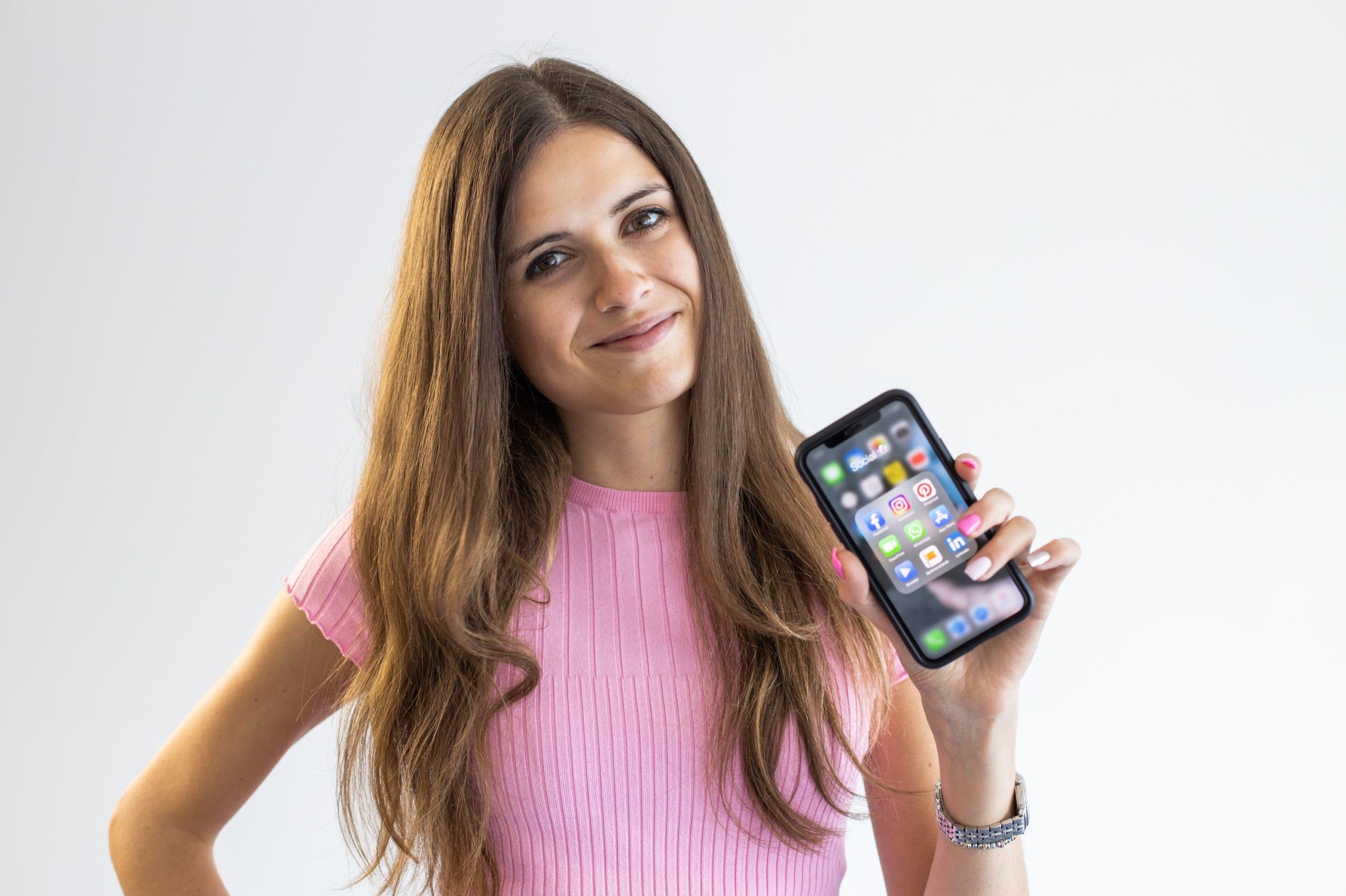 FPH Success: Diana Zadáková, od stáže v online marketingu na pozici Social Media Manager