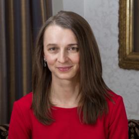Markéta Dianová je členkou panelu hodnotitelů akreditační komise AMBA