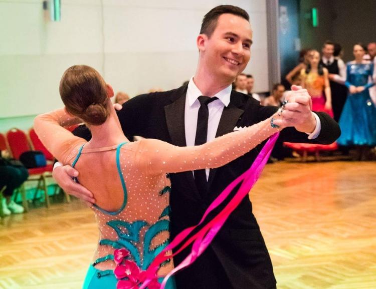 FPH Success: Jak lze skloubit společenské tance se studiem?