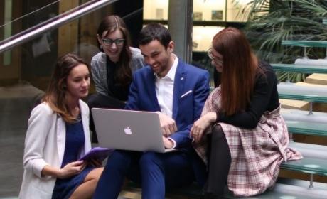 Představujeme fakultní PR tým, který stojí nejen za projektem myFPH!