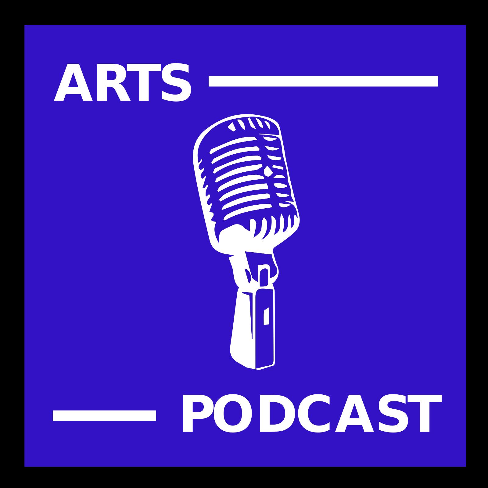 Arts podcast