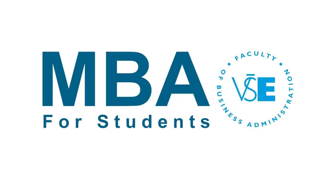 Získejte titul MBA již během studia! Podejte si přihlášku do 31.1.