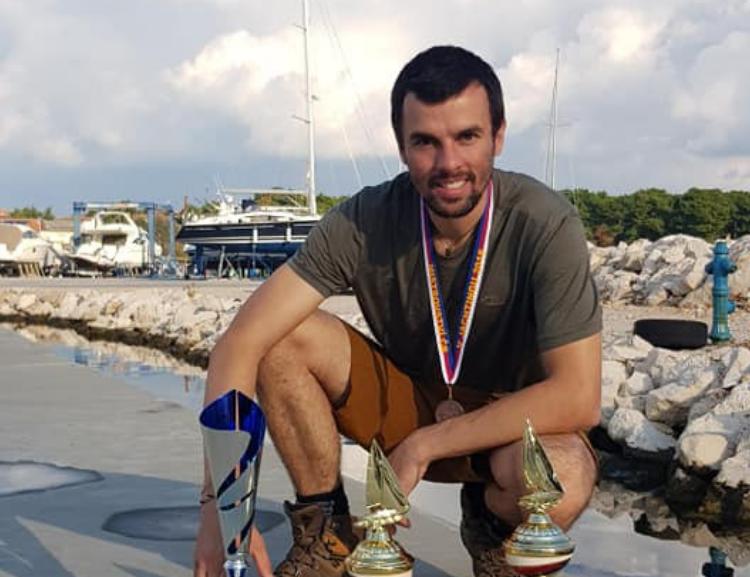FPH Success: Ph.D. student Petr Bartoš obsadil 3. místo v Mistrovství České republiky v ORC