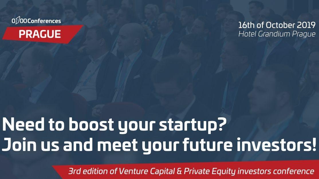 Investorská 0100 Conferences Praha letos už v říjnu
