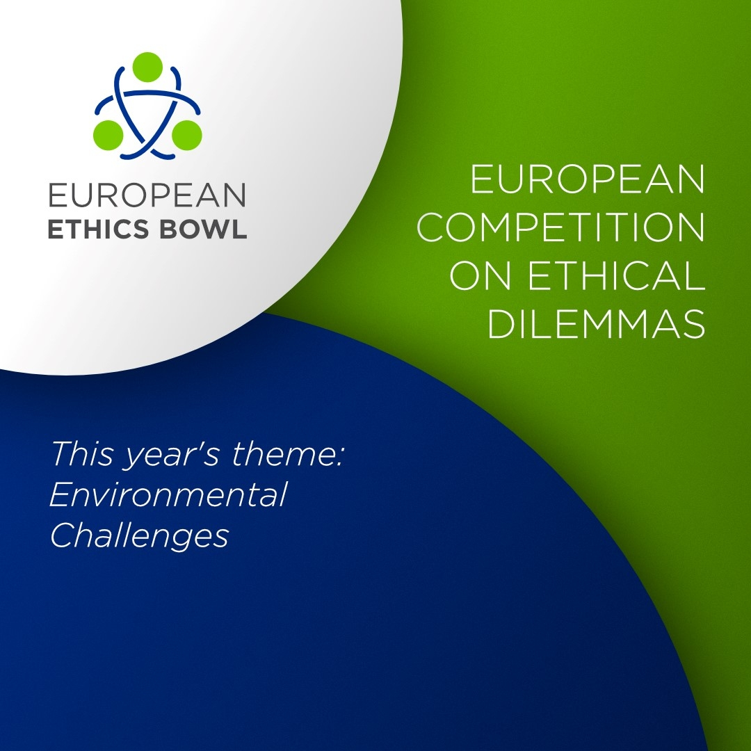 Zúčastněte se soutěže European Ethics Bowl