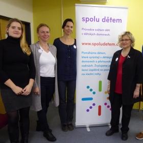 Tréninky dospělosti, projekt, který pomáhá mladým lidem na začátku profesního života