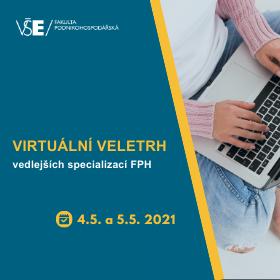 Virtuální veletrh vedlejších specializací FPH