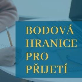 Stanovení bodové hranice pro přijetí na bakalářské programy FPH vyučované v českém jazyce (pro absolventy jiných než českých a slovenských středních škol)