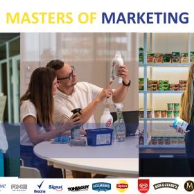 Přihlaste se do soutěže Masters of Marketing