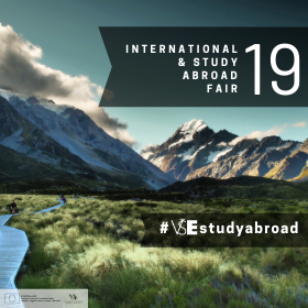 International & Study Abroad Fair 2019