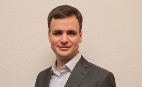 "David Říha získal cenu ""Pedagog roku"""