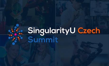 SingularityU Czech Summit 2019 v Praze /2. 4./ Přihlašte se o svůj lístek!