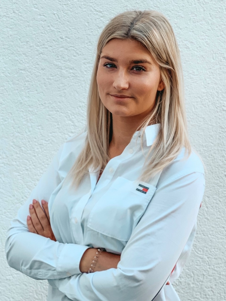 Doktorandka Michele Stasa obdržela za svou diplomovou práci Cenu Atlas Copco Services 2019